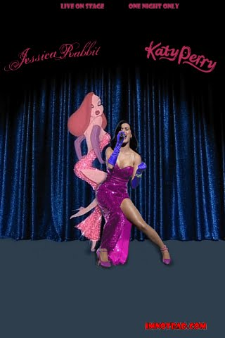 jessica rabbit wallpaper. Jessica Rabbit Wallpaper.