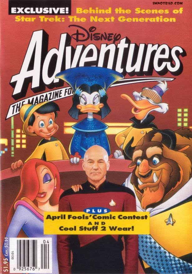 25 Very 90s Quot Disney Adventures Quot Magazine Covers