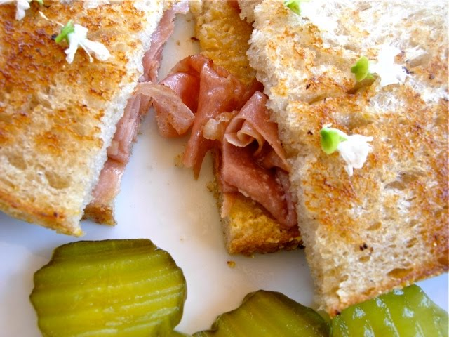Mortadella Sandwich Fried Mortadella Sandwich