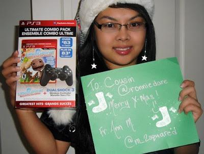 Virtual Secret Santa 2010 Twitter Version