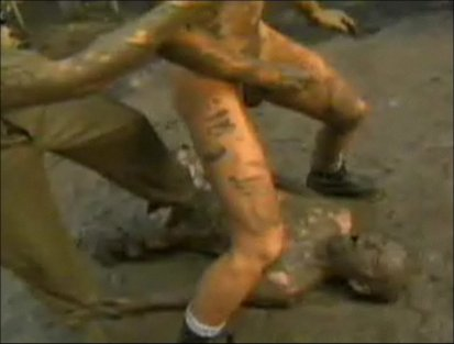 from Abraham gay turkish mud wrestling