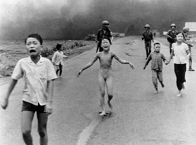 napalm girl photo and picture