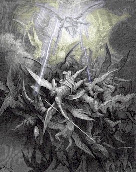 compare between dante s inferno and the book of revelation in views of hell Satan as embodiment of leadership qualities in paradise lost  as embodiment of leadership qualities in  to dante's inferno, as the book describes.