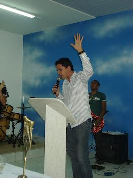 Quinta de Poder com Bispo Alex Pontes