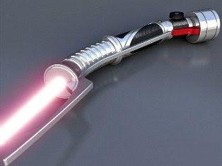 Lightsaber (Pedang Laser) - www.jurukunci.net