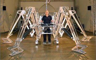 Military exoskeleton prototype - www.jurukunci.net