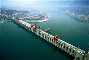 Three Gorges Dam | PLTA terbesar di dunia