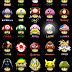 Super Mario Shrooms Concepts