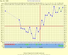 My BFP Chart