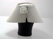 Balenciaga-ish hat, rear