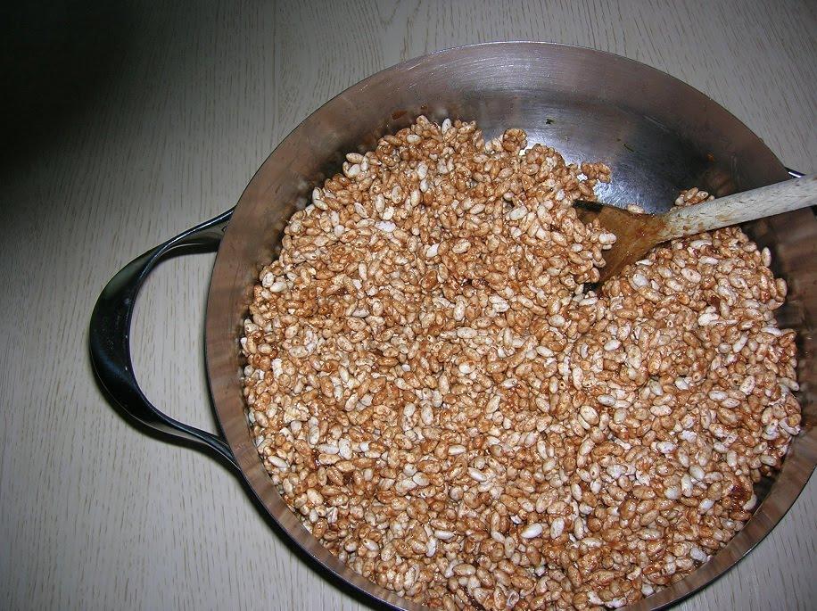 La cucina di alice palline al mars - La cucina di alice ...
