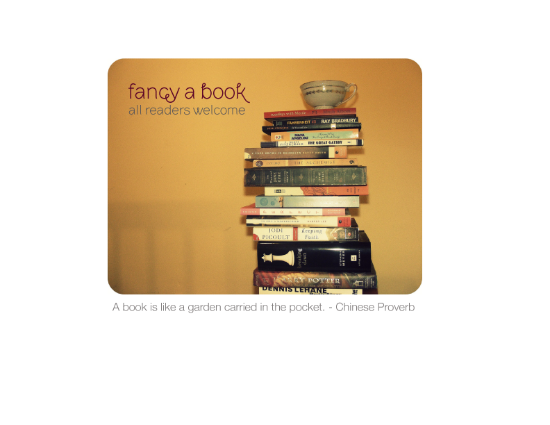 Fancy A Book