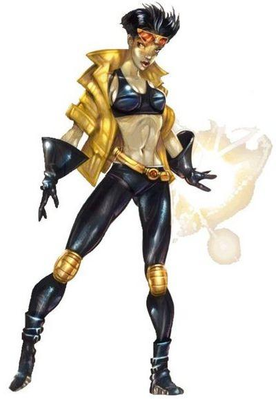 X Men Legends Magma X-Men: Jubilee