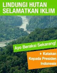 Selamatkan Hutan