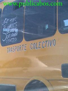 Transporte Publico en La Paz