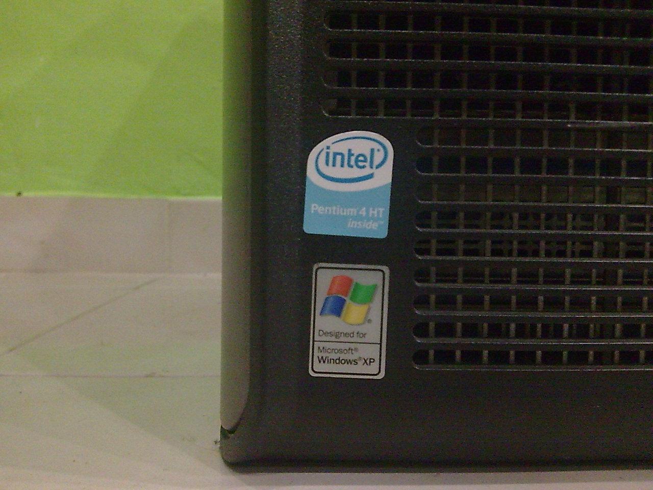 Dell Cpu komputer terpakai optiplex 620Gx