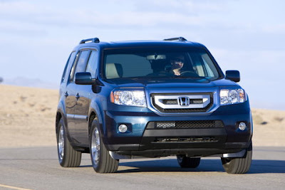Honda Cars : Canadian 2011 Honda Pilot Information | 2013 New Honda Car  Reviews