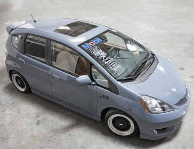 2009 Honda Fit. 2009 Honda Fit Tjin Edition