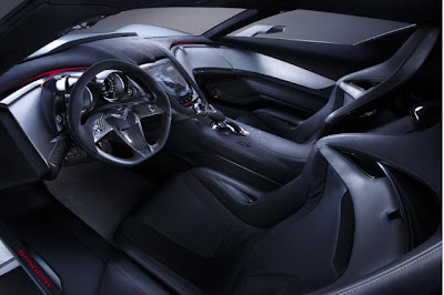 Corvette Stingray Production Years on 50th Anniversary Chevrolet Corvette Stingray Concept Official Details