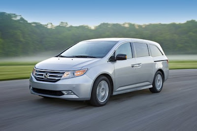2011 Honda Odyssey Trim Levels And Colours For Canada