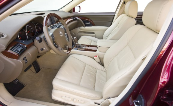 new honda car and concept car and driver 2011 acura rl sh awd