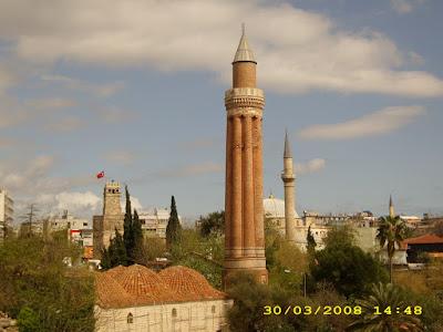 Yivli Minareli Mosque