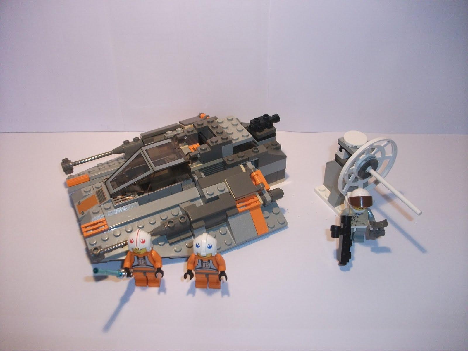 Lego star wars 7130 snowspeeder - Lego star wars tb tt ...