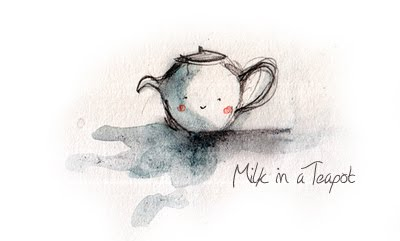 Milk in a Teapot