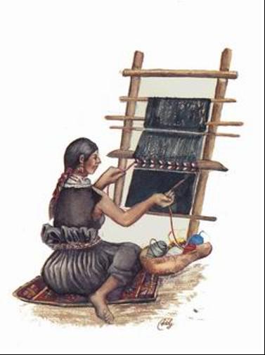 Como SE Vestian Los Incas