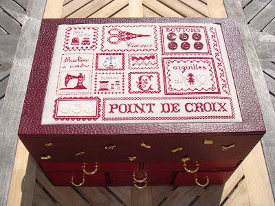 Torchons chiffons carpettes une boite couture tr s for Boite 0 couture