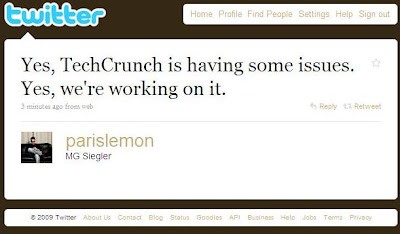 Paris Lemon confirms TechCrunch is Hacked