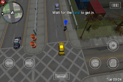 Grand Theft Auto, iPhone, iPod touch