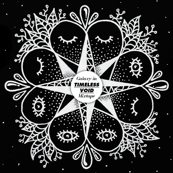 Timeless void galaxy in mixtape