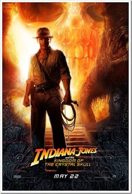 primer cartel de Indy IV