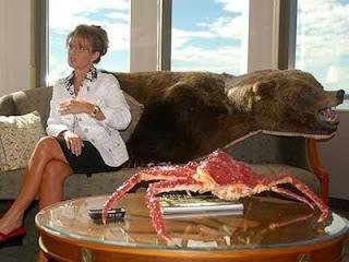 Sarah Palin en toda su gloria