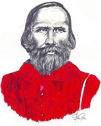 Carga-Farrapa, Garibaldi