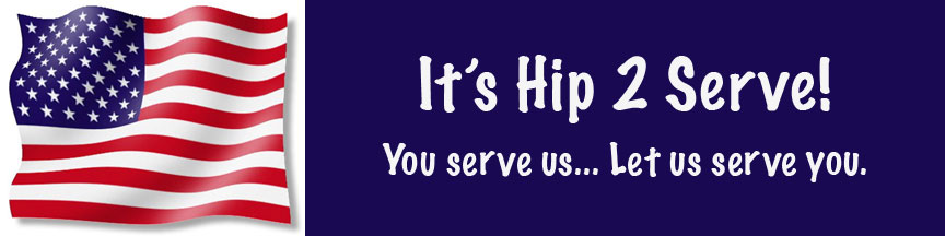 It's Hip 2 Serve!