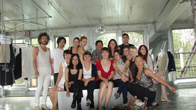 Fashion Internships  on Fashion  Fashion School News Alumni Spotlight  2007 Bfa Fashion Design