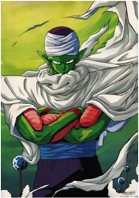 Personajes de Dragon ball Piccolo