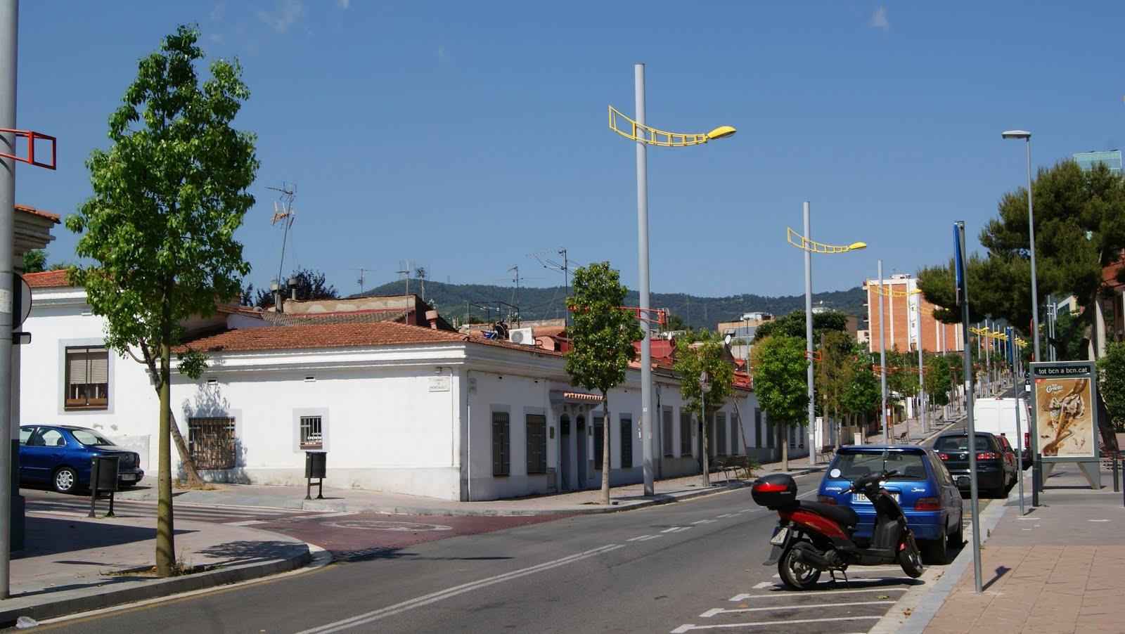 Tot barcelona y ya que estamos en el barrio las casas for Casas baratas en barcelona
