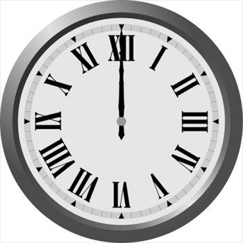 the roman numeral clocks phenomenon question general discussion