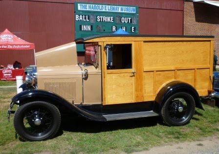 The Classic Car Novice LeMay Car Show - Lemay car show