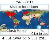 Clustermap Archive 2009-10
