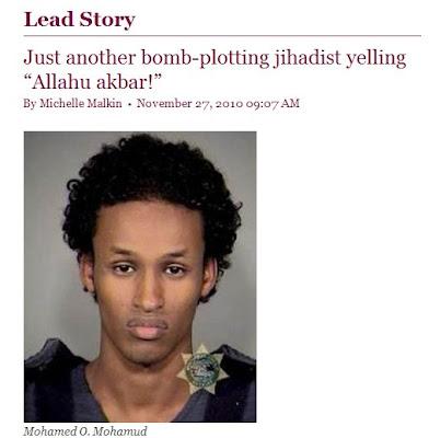 Mohamed O. Mohamud - Allahu Akbar