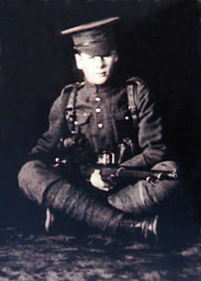 John Babcock, 146th Bn. - last Canadian vet of WW1