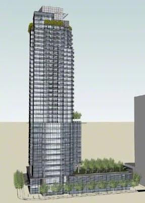 THe SOVEREIGN - 45 floors - Burnaby Metrotown