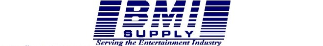 BMI Supply - Serving the Entertainment Industry