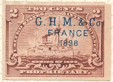 Feature: G. H. Mumm Printed Cancels