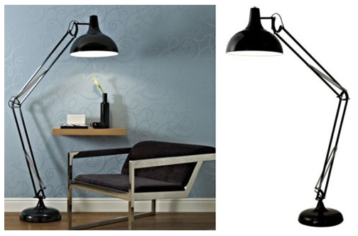 made good something new anglepoise floor lamp. Black Bedroom Furniture Sets. Home Design Ideas