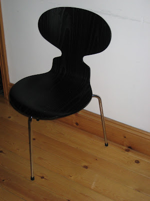 made good things in my home kitchen arne jacobsen ant chair. Black Bedroom Furniture Sets. Home Design Ideas